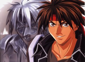 Rating: Safe Score: 2 Tags: aizawa_masahiro majutsushi_orphen male orphen User: Radioactive
