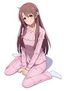 Rating: Safe Score: 30 Tags: pajama sakura_quest shinomiya_shiori yahiro_(epicopeiidae) User: Masutaniyan