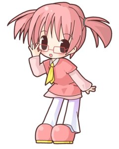 Rating: Safe Score: 44 Tags: chibi mascot-chan megane mirai User: cyanoacry