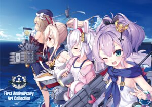 Rating: Safe Score: 14 Tags: animal_ears ayanami_(azur_lane) azur_lane bunny_ears javelin_(azur_lane) kaede_(artist) laffey_(azur_lane) seifuku z23_(azur_lane) User: Twinsenzw