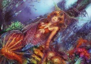 Rating: Safe Score: 10 Tags: mermaid munashichi User: Radioactive
