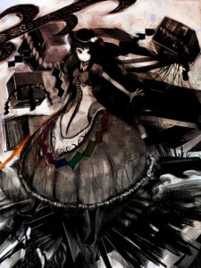Rating: Safe Score: 10 Tags: cong1991 dress hinanawi_tenshi lolita_fashion touhou User: charunetra