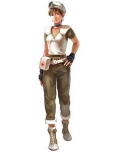 Rating: Safe Score: 5 Tags: rebecca_chambers resident_evil resident_evil_zero shinkirou uniform User: Radioactive