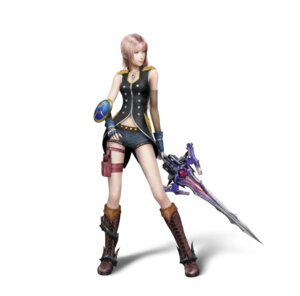 Rating: Safe Score: 24 Tags: cg final_fantasy final_fantasy_xiii final_fantasy_xiii-2 garter jpeg_artifacts serah_farron square_enix sword User: mootykins