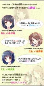 Rating: Safe Score: 7 Tags: kozakura_hakua kozakura_iori kozakura_roka seifuku sewazuki_de_kawaii_jk_3shimai_dattara_ouchi_de_amaete_mo_ii_desuka? twinbox User: zyll