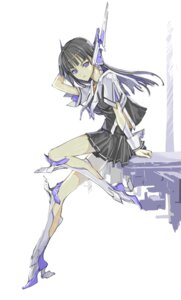 Rating: Safe Score: 17 Tags: mecha_musume nakaba_reimei seifuku User: Radioactive