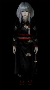 Rating: Questionable Score: 9 Tags: cg fatal_frame_v japanese_clothes kimono shiragiku_(fatal_frame) User: Yokaiou