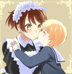 Rating: Safe Score: 19 Tags: maid napou1031 seifuku User: fireattack
