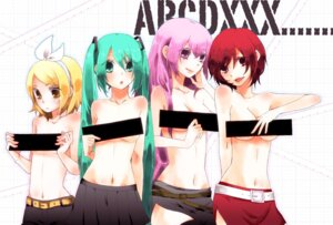 Rating: Questionable Score: 42 Tags: br-milk-crown hatsune_miku kagamine_rin megurine_luka topless vocaloid User: Radioactive