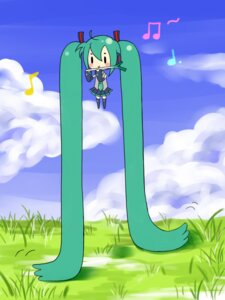 Rating: Safe Score: 8 Tags: chibi hatsune_miku misa vocaloid User: charunetra