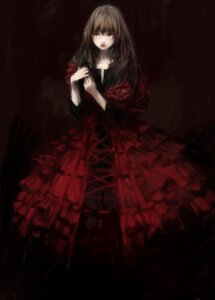 Rating: Safe Score: 16 Tags: dress tsubutsubu_mikan User: charunetra