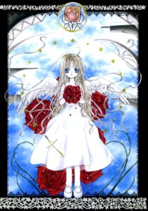Rating: Safe Score: 5 Tags: clamp dress wings User: Radioactive