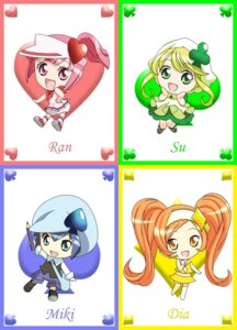 Rating: Safe Score: 6 Tags: dia miki ran rb_ii shugo_chara suu vector_trace User: cosmic+T5