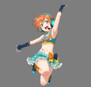 Rating: Safe Score: 16 Tags: cheerleader headphones hoshizora_rin love_live! tagme tattoo transparent_png User: saemonnokami