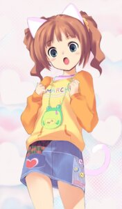 Rating: Safe Score: 20 Tags: animal_ears kawata_hisashi nekomimi takatsuki_yayoi the_idolm@ster User: denim332