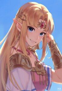 Rating: Safe Score: 33 Tags: armor liyuchen1126 pointy_ears princess_zelda the_legend_of_zelda User: BattlequeenYume