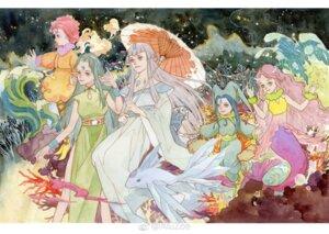 Rating: Safe Score: 7 Tags: card_captor_sakura japanese_clothes mermaid monster_girl pointy_ears tagme tail umbrella User: YuukoKino