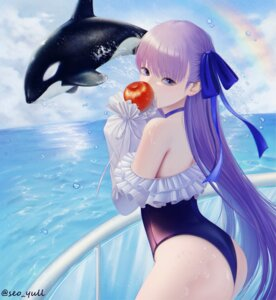 Rating: Safe Score: 10 Tags: ass fate/grand_order meltlilith seoyul swimsuits wet User: Mr_GT