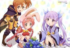 Rating: Safe Score: 35 Tags: akane_mimi animal_ears bunny_ears hikawa_kyouka hodaka_misogi kitajima_yuuki_(animator) lolita_fashion pointy_ears princess_connect princess_connect!_re:dive thighhighs wa_lolita User: drop