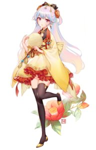 Rating: Safe Score: 26 Tags: asian_clothes dabo_(parksh5054) heels thighhighs User: Mr_GT