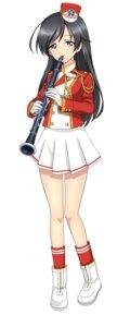 Rating: Safe Score: 13 Tags: girls_und_panzer isuzu_hana tagme uniform User: shiomiyashiori@