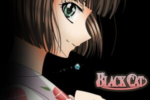 Rating: Safe Score: 5 Tags: black_cat minatsuki_saya vector_trace User: gohanrice