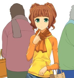 Rating: Safe Score: 6 Tags: a1 initial-g takatsuki_yayoi the_idolm@ster User: Radioactive