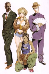 Rating: Safe Score: 2 Tags: cathy_mcmahon cleavage donny_wong elvy_hadhiyat jean-patrick_shapplin rahxephon yamada_akihiro User: Radioactive