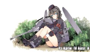 Rating: Safe Score: 29 Tags: gun kuronell mecha_musume User: fairyren