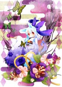 Rating: Safe Score: 15 Tags: animal_ears kimono nekomimi tanaka_nyan User: fireattack