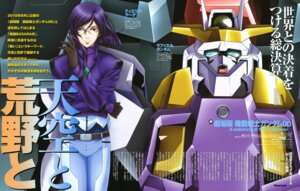 Rating: Safe Score: 2 Tags: chiba_michinori gundam gundam_00 gundam_00:_a_wakening_of_the_trailblazer male mecha megane ootsuka_ken raphael_gundam tieria_erde uniform User: Aurelia