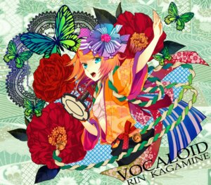 Rating: Safe Score: 15 Tags: kagamine_rin kimono macco sarashi vocaloid User: charunetra