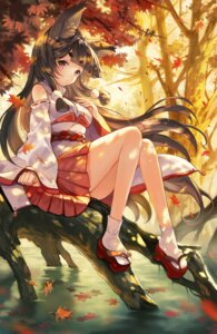 Rating: Safe Score: 57 Tags: animal_ears japanese_clothes kitsune sibyl User: Mr_GT