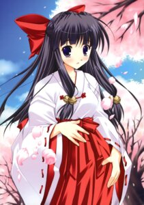Rating: Safe Score: 22 Tags: mikeou miko miraroma tsukimiya_kaede User: 椎名深夏