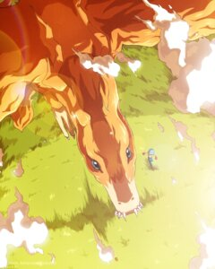 Rating: Safe Score: 3 Tags: birdramon ceal-sakura-ai digimon takenouchi_sora User: charunetra