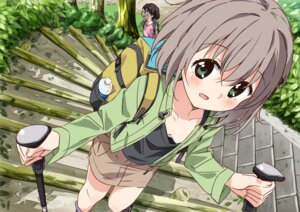 Rating: Questionable Score: 23 Tags: bra kuraue_hinata moso yama_no_susume yukimura_aoi User: saemonnokami