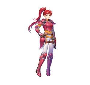 Rating: Questionable Score: 3 Tags: armor asatani_tomoyo fire_emblem fire_emblem:_souen_no_kiseki fire_emblem_heroes garter heels jill_fizzart nintendo User: fly24