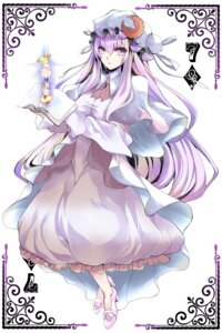 Rating: Safe Score: 13 Tags: atoshi patchouli_knowledge touhou User: fairyren