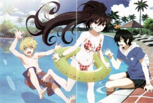 Rating: Safe Score: 19 Tags: alice_(pandora_hearts) bikini crease gilbert_nightray oz_vessalius pandora_hearts screening swimsuits User: acas
