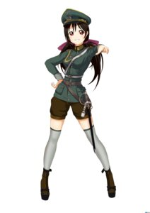 Rating: Safe Score: 35 Tags: heli-kotohime love_live! thighhighs uniform yazawa_nico User: Ulquiorra93