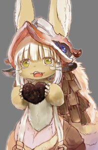 Rating: Safe Score: 19 Tags: animal_ears made_in_abyss nanachi transparent_png tsukushi_akihito User: fsh5678