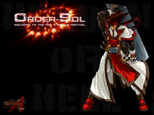 Rating: Safe Score: 4 Tags: guilty_gear guilty_gear_xx_accent_core male order-sol wallpaper weapon User: Haitoku