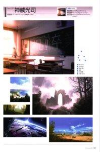 Rating: Safe Score: 6 Tags: kamui_kouji landscape User: Radioactive