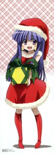Rating: Safe Score: 9 Tags: christmas furude_rika higurashi_no_naku_koro_ni morimoto_hirofumi User: vita