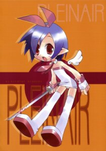 Rating: Safe Score: 5 Tags: disgaea kichiku_hiroshi pleinair User: Aniawn