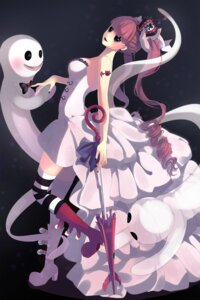 Rating: Safe Score: 21 Tags: dress heels marmaladica one_piece perona thighhighs umbrella User: charunetra