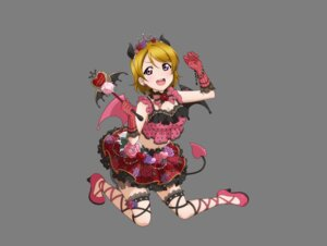 Rating: Safe Score: 18 Tags: cleavage garter heels horns koizumi_hanayo love_live! love_live!_school_idol_festival tagme tail transparent_png wings User: kotorilau