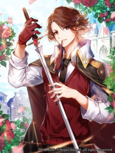 Rating: Safe Score: 5 Tags: apple-caramel diadein male sword uniform User: charunetra