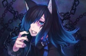 Rating: Safe Score: 18 Tags: animal_ears doku-chan_(dokkudokudoku) nekomimi User: charunetra