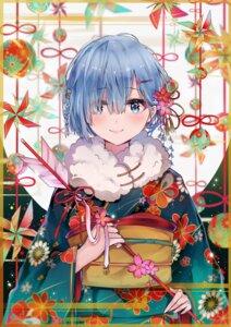 Rating: Safe Score: 32 Tags: kimono milktower re_zero_kara_hajimeru_isekai_seikatsu rem_(re_zero) User: Mr_GT